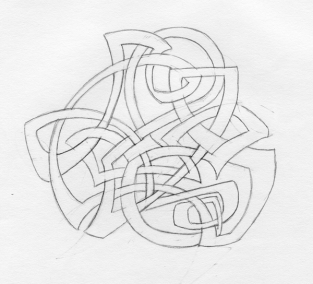 Free-form knot 6