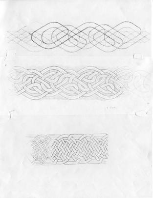Linear knots