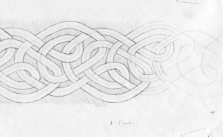 Linear knot 1