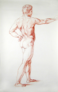 drawing after Raphael